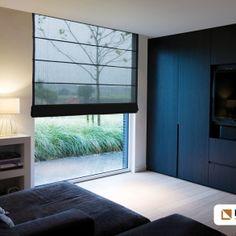Inside - B Home living Store Veranda, Store Bateau, Roman Blinds, Decoration, Home And Living, Ramen, New Homes, Windows, Contemporary