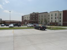 Hampton Inn & Suites in Dodge City, KS, will be the hotel with blocked rooms for the out-of-town guests attending our daughter and her fiance's wedding in Dodge City, KS in June of 2016. The hotel is located directly next to the Casino and U.W. A. & Conference Center.