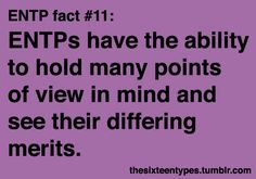 ENTP. I do this all the time and it makes people totally annoyed!