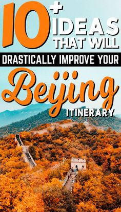 There are so many things to do in Beijing, China! From the Forbidden City to Yonghegong Lama Temple. Here is some travel inspiration for your Beijing itinerary. Let's make your trip to Beijing the best ever! China Travel Guide, Asia Travel, Beach Travel, In China, China Trip, China Vacation, Vacation Packing, Travel Guides, Travel Tips