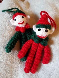 Christmas Ornaments, Holiday Decor, Crochet, Home Decor, Xmas Ornaments, Crochet Hooks, Homemade Home Decor, Christmas Jewelry, Crocheting