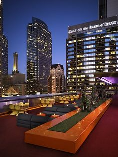 The Standard, Downtown LA (Los Angeles, California) - Jetsetter Hotel Rooftop Bar, Best Rooftop Bars, Rooftop Lounge, Rooftop Terrace, In And Out Burger, Mulholland Drive, Los Angeles Restaurants, Downtown Los Angeles, Top Restaurants