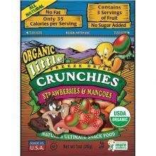 Coming Soon: Freeze Dried Organic Little Strawberries & Mangoes  #organic #glutenfree