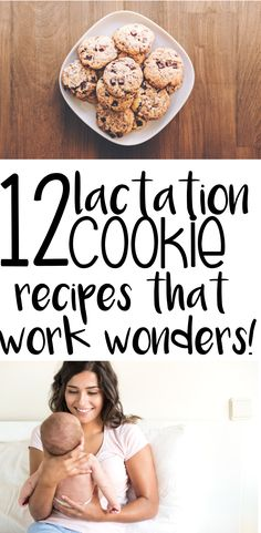 Increase milk supply with these 12 lactation cookie recipes that work wonders! - Increase milk supply with these 12 lactation cookie recipes that work wonders! – Increase m - Lactation Recipes, Lactation Cookies, Lactation Foods, Baby Food Makers, Breastfeeding Foods, Increase Milk Supply, Milk Cookies, Cookies Kids, Foods To Avoid