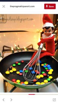 Christmas cookin