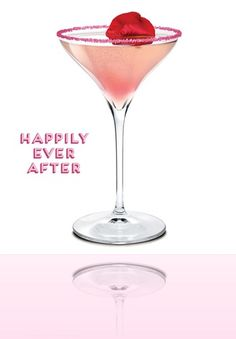 If you're hosting a bridal shower this #spring, you can impress your guests with these pretty, easy-to-make #cocktails!