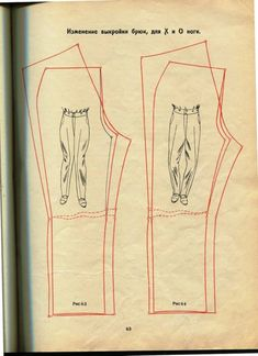 Fantastic Screen sewing pants Tips Sewing Trousers, Sewing Clothes, Techniques Couture, Sewing Techniques, Plus Size S .