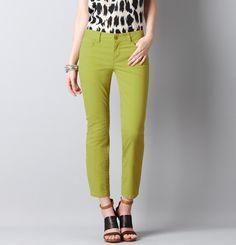Loft - LOFT Pants - Modern Cropped Jeans