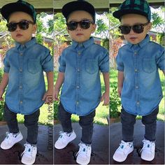 21 Ideas for fashion kids boy swag outfits Baby Boy Dress, Baby Boy Swag, Cute Baby Boy Outfits, Toddler Boy Outfits, Toddler Boy Fashion, Little Boy Fashion, Fashion Kids, Trendy Fashion, Style Fashion