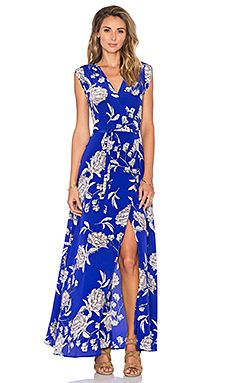 Shop for Yumi Kim Swept Away Maxi Dress in Royal Blue Carnation at REVOLVE. Free 2-3 day shipping and returns, 30 day price match guarantee.