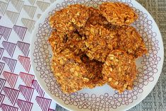Sugar-Free Sweet Potato Cookies (no added sweeteners -- just sweet potato and applesauce)