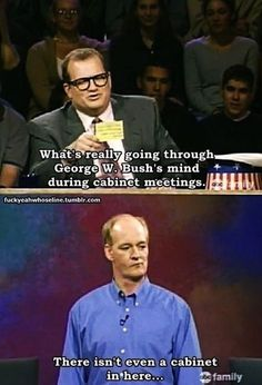 "Or what goes on in Obama's head: | 28 Reasons You Should Be Excited That ""Whose Line Is It Anyway?"" Is Coming Back"