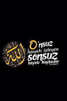 Islam Muslim, Allah Islam, Muslim Quotes, Islamic Quotes, Learn Turkish Language, Photo Logo, Sufi, Quran, Cool Words