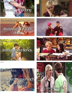 Austin and Ally Disney Channel Shows, Disney Shows, Best Tv Shows, Best Shows Ever, Austin Moon, Tv Show Couples, Teen Beach, Laura Marano, Austin And Ally