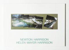 Newton Harrison / Helen Mayer Harrison Book Art, Contemporary Art, Art Photography, Artists, Books, Artistic Photography, Livros, Fine Art Photography, Altered Book Art