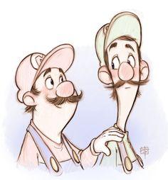 It's okay Luigi by *LuigiL on deviantART