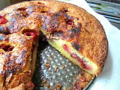 Stacey Snacks Plum Cake