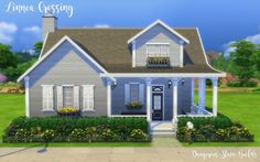 Sims 4 Homes