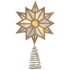 65 in Lighted Star Tree Topper * This is an Amazon Affiliate link. Want to know more, click on the image.