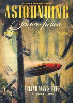 Science Fiction - October 1944 - Blind Mans Buff - Forest