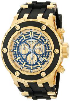Gold watches : Gold watches for men Invicta Invicta Men's Subaqua 16826