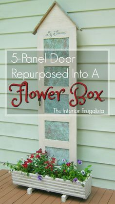 5-Panel Door repurpo