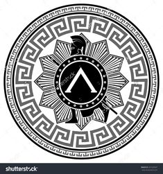 Greek mandala