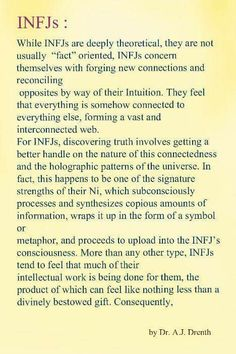But unfortunate for some us to be on the receiving end when they're wrong. Evidence is then a burden INTJ.