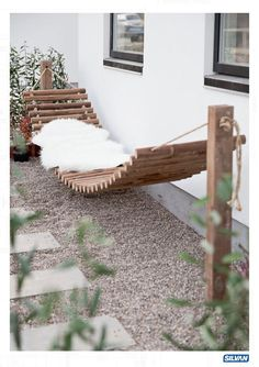 The post appeared first on Gartengestaltung ideen. The post appeared first on Gartengestaltung ideen. The post appeared first on Gartengestaltung ideen. The post appeared first on Gartengestaltung ideen. Outdoor Projects, Garden Projects, Wood Projects, Simple Projects, Backyard Landscaping, Backyard Hammock, Hammock Ideas, Diy Hammock, Outdoor Hammock