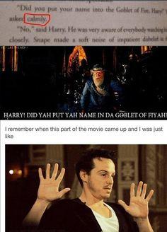 Harry Potter book vs. Movie | Goblet of Fire