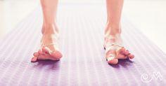Tee itsellesi kokovartalohieronta jalkapohjien kautta! Jalkapohjassa sijaitsevat koko kehon heijastepisteet, aivan kuten korvissa ja kämmenissä.