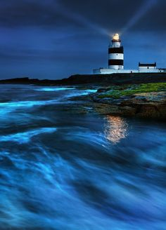 The Hook Lighthouse - Hook Peninsula - County Wexford, Ireland