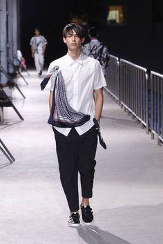 Yoshio Kubo Spring-Summer 2017 - Tokyo Fashion Week