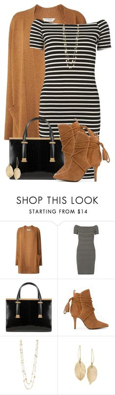 """""""Simply Stripes!"""" by colierollers ❤ liked on Polyvore featuring L.K.Bennett, Dorothy Perkins, Ted Baker, Schutz, Henri Bendel and LULUS"""