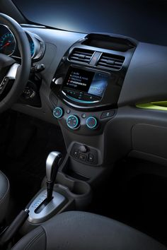 2013 Chevrolet Spark Interior http://www.jonhallchevrolet.com/VehicleSearchResults?search=new=2013=Chevrolet=54163