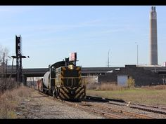 Detroit Connecting Railroad- A Day on a Shortline - YouTube