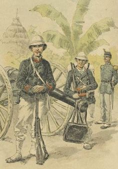 French Marine Artillery