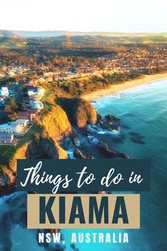 Here's our ultimate guide to the best things to do in Kiama, one of the most beautiful coastal towns in New South Wales.  Things to do in Kiama, Attractions in Kiama, Kiama attractions, where to go in kiama, what to do in kiama, where to go in new south wales, What to see in new south wales, where to travel in new south wales, what to see in south coast australia, South Coast Australia, where to go in South Coast Australia. #NewSouthWales #Kiama #SouthCoast Travel Plan, Travel Advice, Travel Guides, Travel Tips, Coast Australia, Australia Travel, Stuff To Do, Things To Do, Yahoo Travel