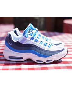 low priced 96ad4 77752 Cheap Air Max 95 No Sew  Uni   Photo Blue  Mens Shoes Continue The Classic  Modeling Design, Breathable And Shockproof, Make An Order Now Enjoy  Discounts ...