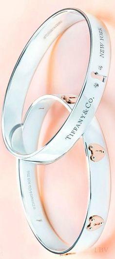 Tiffany | LBV ♥✤ Via @bellezadevenus. #jewelry #pink