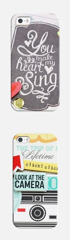 Make your own Case. » Cool idea!