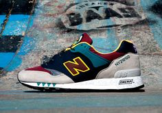 New Balance Made In Uk 577 Napes Pack