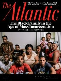 50 Years After the Moynihan Report, Examining the Black Family in the Age of Mass Incarceration - The Atlantic