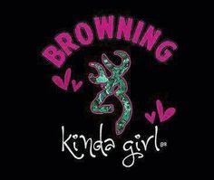 Browning kinda girl <3