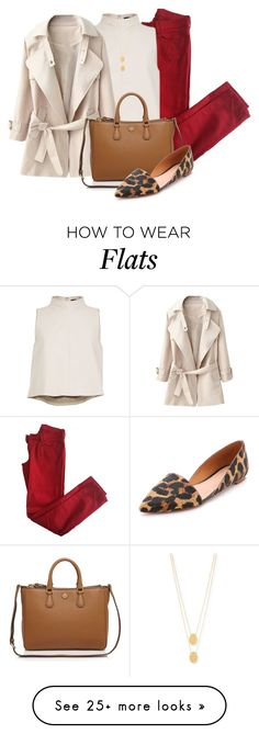 """Untitled #876"" by mkomorowski on Polyvore featuring moda, Comptoir Des Cotonniers, TIBI, Jennifer Zeuner, Tory Burch y Madewell"