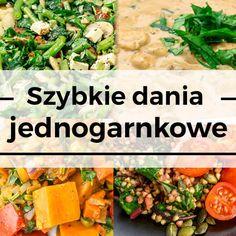 Jak gotować kaszę jaglaną i co warto o niej wiedzieć? Vegetarian Recipes, Cooking Recipes, Healthy Recipes, Healthy Dishes, Healthy Snacks, Paleo Dinner, Dinner Recipes, Helathy Food, Food Porn
