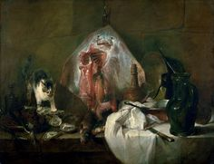 Jean-Baptiste-Simeon Chardin / The Ray
