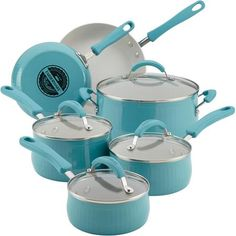 Greenlife Healthy Ceramic Non Stick 14 Piece Soft Grip