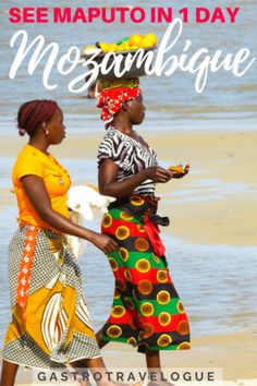 See The Best Sights In Maputo In A Day – Gastrotravelogue Africa Destinations, Travel Destinations Beach, Amazing Destinations, New Travel, Ultimate Travel, Travel Plan, Maputo, Best Blogs, African Safari