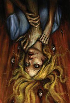 "Esao Andrews, ""House Of Mystery #19"" by Vertigo Comics."